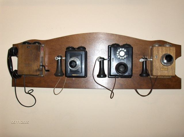 Wall Telephones